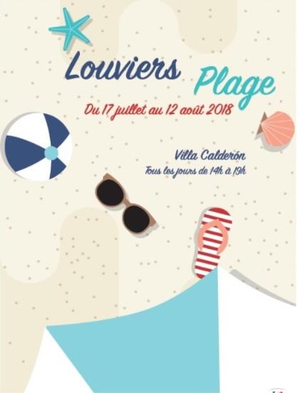 Louviers plage 2019